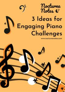 3 Ideas for Engaging Piano Challenges Cover Image
